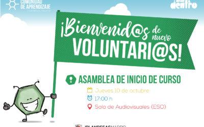 Asamblea de voluntari@s