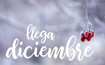 ¡Ya llega diciembre!
