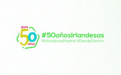 ¡Empieza el 50 aniversario!