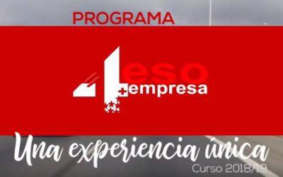 ¡Comienza 4ºESO + Empresa!