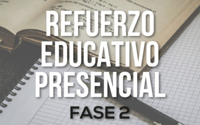 Refuerzo Educativo Presencial