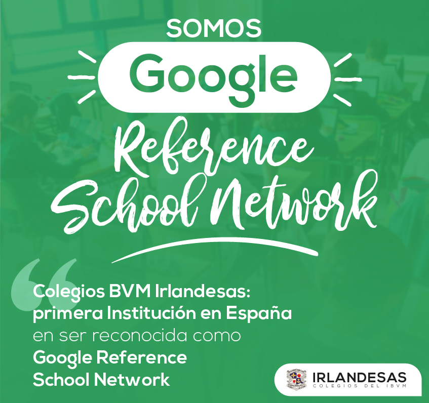 Anuncio Colegios Irlandesas Google Reference School Network