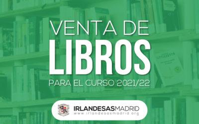 Venta de libros para el próximo curso