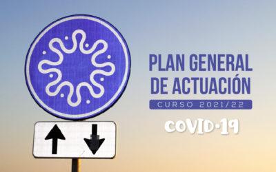 Plan de Actuación COVID-19 (2021/22)
